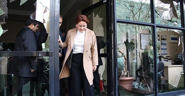 Akşener: Başkanlığa hayır diyenlerin nefes aldığı tek yer Yeniçağ Gazetesi