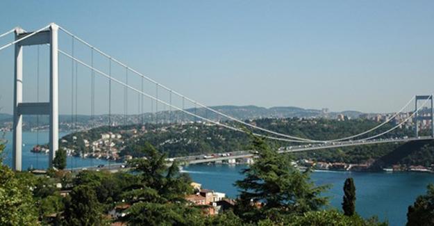 Boğaz köprüleri yüzde 48 zamlandı