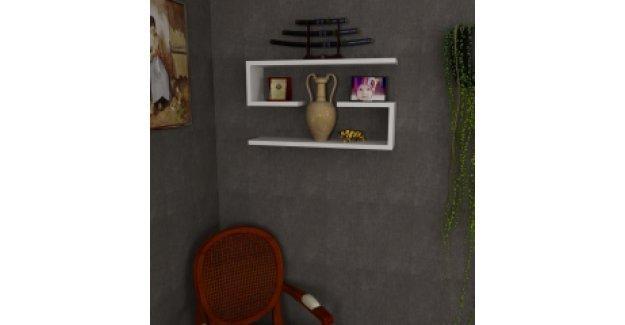 Coşkulu Duvar Rafı Seçenekleri ile Odalarınızı Şenlendirebilirsiniz