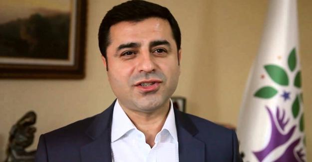 Demirtaş'ın avukatlarından HSYK'ye suç duyurusu