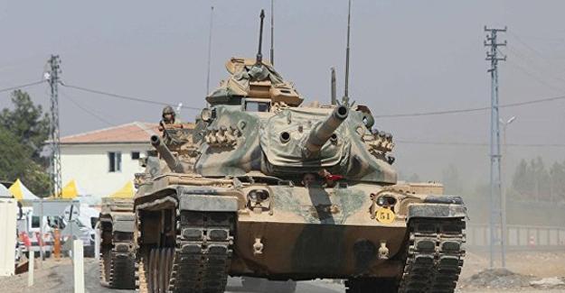 El Bab operasyonu: 1 Türkiye askeri hayatını kaybetti