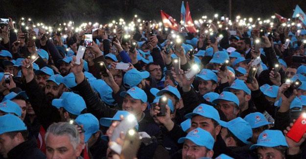 Erdemir'de işçilerden toplu sözleşme eylemi:  Böyle gelmiş, böyle gitmez