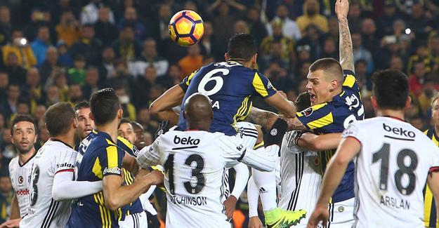 Fenerbahçe – Beşiktaş maçı sona erdi