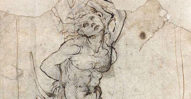 Fransa'da Leonardo Da Vinci'nin bilinmeyen bir eseri bulundu