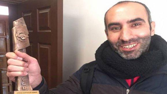 Gazeteci Kenan Kırkaya serbest bırakıldı