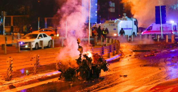 HDP:  Beşiktaş'taki saldırıyı en sert biçimde kınıyoruz