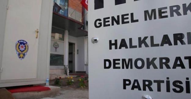 HDP Genel Merkezi'ne silahlı saldırıda bulunan kişi evinde ölü bulundu