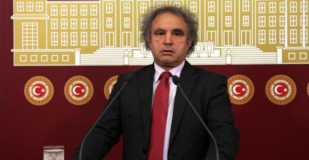 HDP'li Kadri Yıldırım: AK Parti'deki Kürt milletvekilleri hiç mi rahatsız olmuyor?