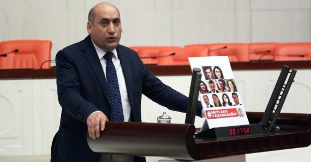 HDP'li Yıldırım: Dolmabahçe mutabakatında Efkan Ala'nın talimatına uyulmadı