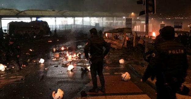 İstanbul Beşiktaş'ta patlama: 30'u polis, 38 kişi hayatını kaybetti
