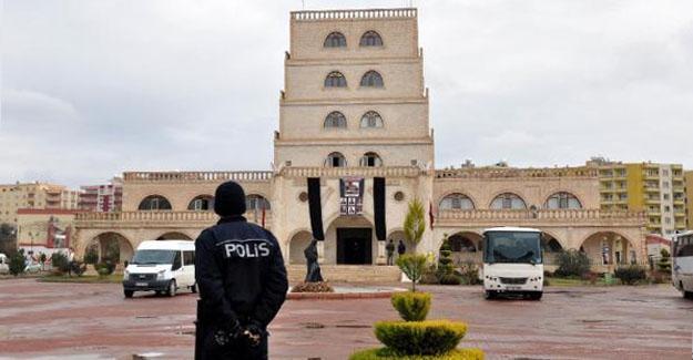 Kızıltepe eş belediye başkanları tutuklandı