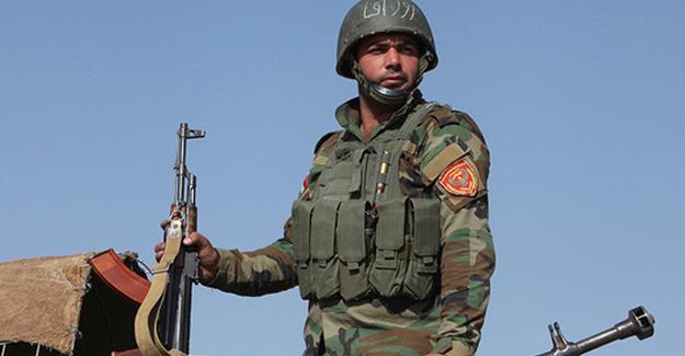 'Kürtler IŞİD'le mücadelede kendi silahlarını satın alıyor'