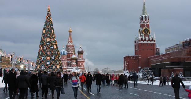 Moskova'da bomba paniği:  3 bin 500 kişi bölgeden tahliye edildi