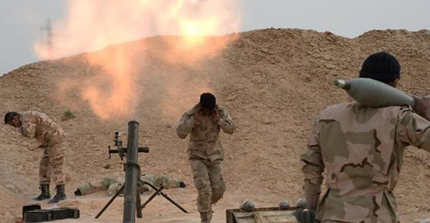 Palmira'da Suriye ordusu ile IŞİD arasında şiddetli çatışma