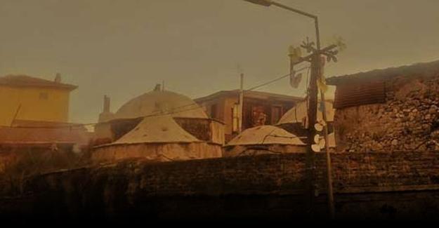 Tarihi Balat Hamamı 3 milyon TL'den satışa çıkarıldı