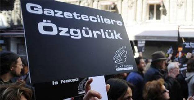 TGC Basın Raporu: 839 gazeteci yaptığı haberler nedeniyle yargılandı