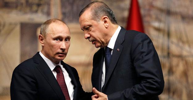 Times: Putin ve Erdoğan Suriye'yi paylaşmaya başladı