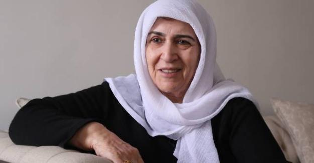 Ahmet Türk'ün eşi: Üzüldüğüm tek şey güzel bir yaşamın bizlerin olamamasıdır