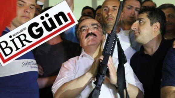 Vali Coş'un 'BirGün' talebi reddedildi
