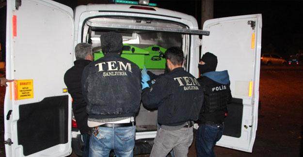 Viranşehir'de eve baskın düzenleyen polis, 4 kişiyi öldürdü