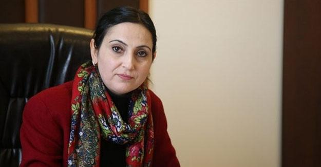 Figen Yüksekdağ ifade verdi: Yargı tarihi bir sınavdan geçiyor