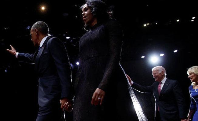 ABD Başkanı Obama'dan veda konuşması