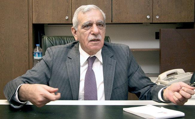 Ahmet Türk sağlık kontrolüne götürüldü