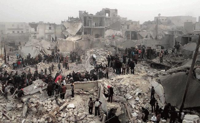 """""""Astana'daki Suriye barış görüşmeleri bir hafta ertelenebilir"""""""