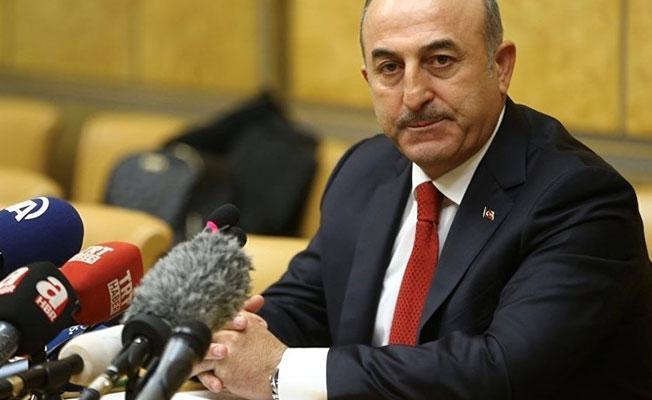 Bakan Çavuşoğlu: YPG Astana'da olmayacak