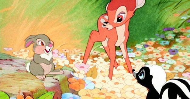 Bambi'nin çizeri hayatını kaybetti