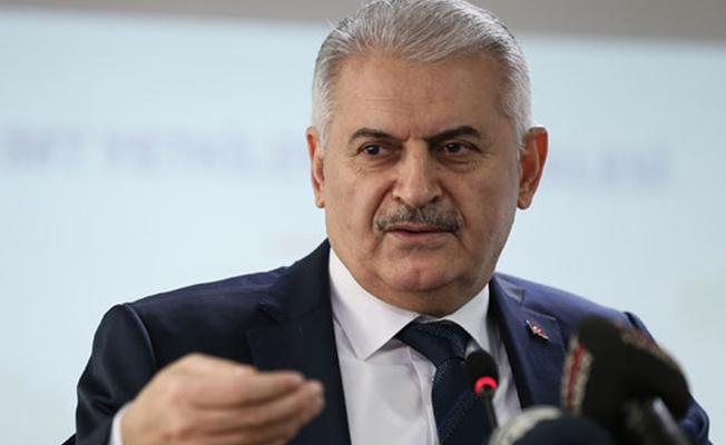 Başbakan Yıldırım: PKK Sincar'dan çıkacak