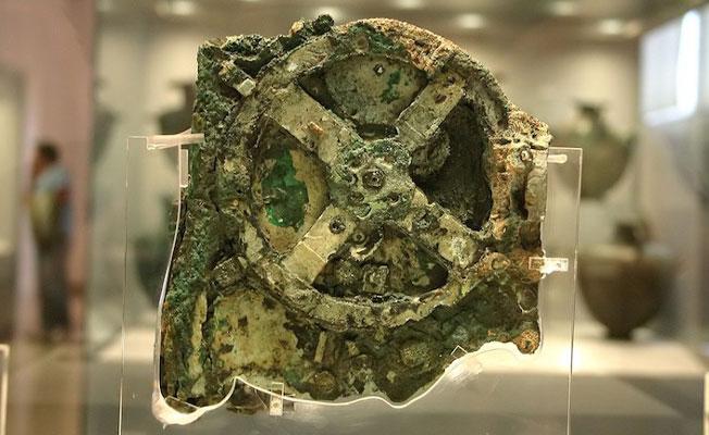 Bilinen en eski 'Bilgisayar' Antikythera düzeneği yeniden yapıldı
