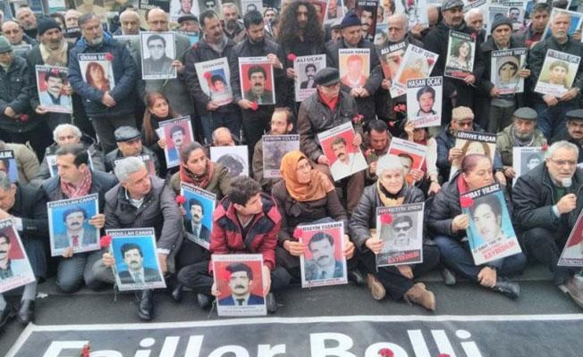 """""""Çocuklarımızın kemikleri teslim edilene kadar bizim mezar yerimiz Galatasaray'dır"""""""
