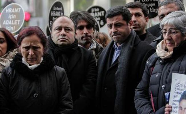 Demirtaş, Hrant Dink için yazdı