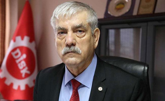 DİSK Genel Başkanı Beko: Türkiye'de grev hakkı fiilen yok edildi