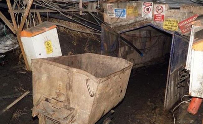 Edirne'de maden kazası: Bir işçi yaşamını yitirdi