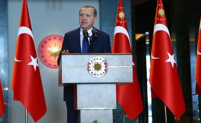 Erdoğan: Güçlenen bir ülke olduğumuz için bu saldırılar oluyor