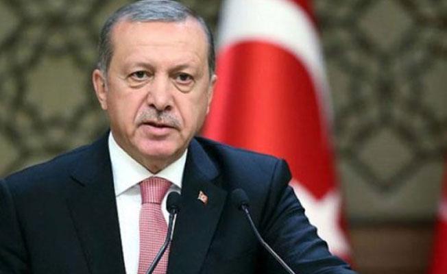 Erdoğan'dan Çalışan Gazeteciler Günü mesajı