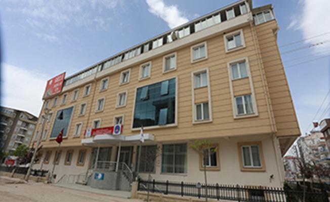 'FETÖ' soruşturmasında el konulan kız öğrenci yurdu Ensar'a devredildi