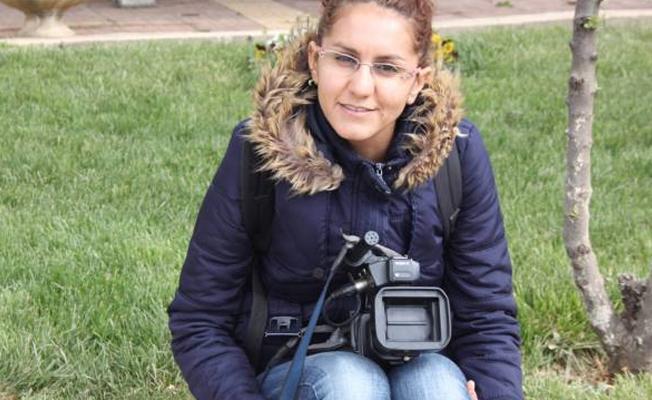 Gazeteci Beritan İrlan gözaltına alındı