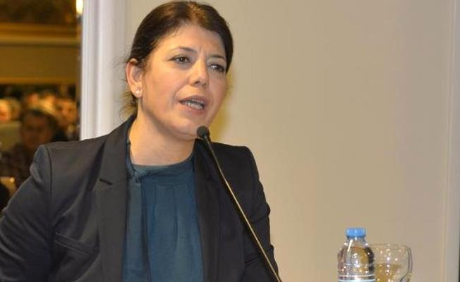 HDP'li Beştaş: Erdoğan uyku dışındaki zamanlarda konuşuyor