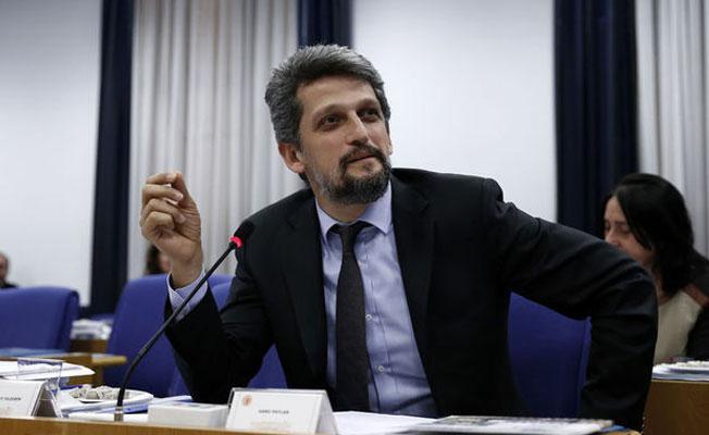 HDP'li Garo Paylan: Geçmişin hatalarına dikkat çektim