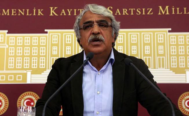 HDP'li Sancar: En ciddi rakibinizin elini kolunu bağlıyorsunuz