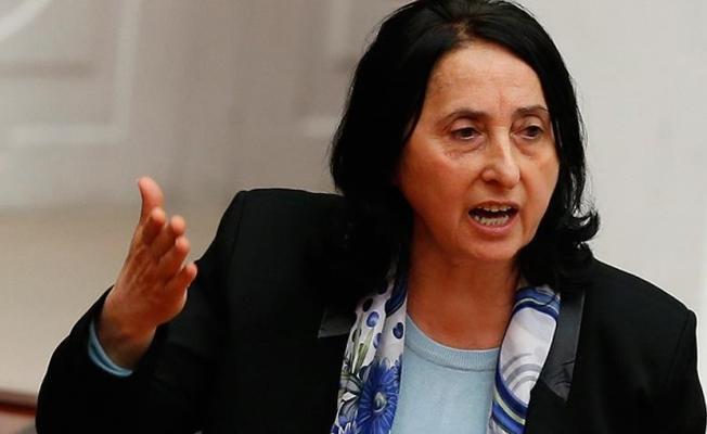 HDP'li vekil Nursel Aydoğan'a 4 yıl hapis cezası