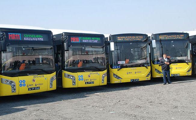 İETT, otobüslerini İBB'ye devrediyor