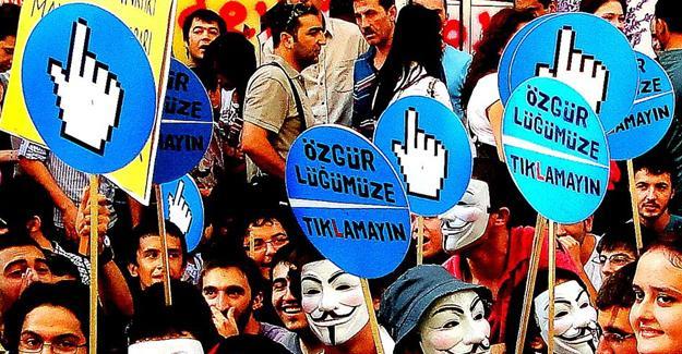 İnternet sansüründe Türkiye zirvede