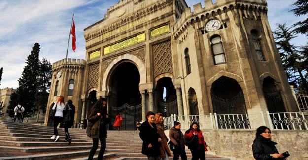 İstanbul Üniversitesi'nde not 'usulsüzlüğü'