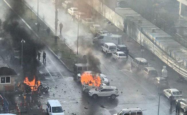İzmir Adliyesi'ne yapılan saldırıyı TAK üstlendi