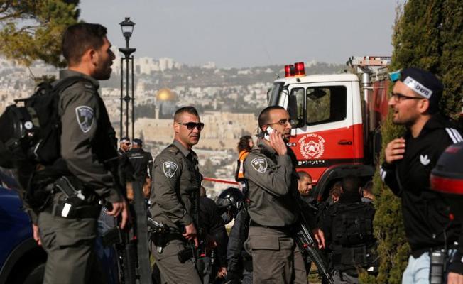 Kudüs'te kamyon yayaları ezdi: 4 ölü
