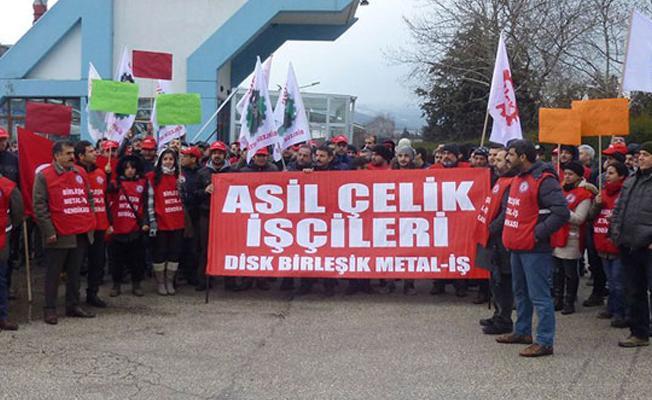 Metal işçilerinin grevinin 'Milli güvenlik' gerekçesiyle engellenmesine HDP'den tepki